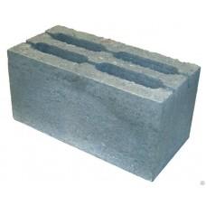 Блок стеновой пустотелый М-100