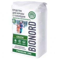 Противогололёдный реагент Бионорд GREEN