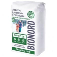 Противогололёдный реагент Бионорд SOFT PLUS