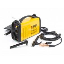 Аппарат инверторный дуговой сварки ММА-160ID, 160 А, ПВР 60%, диаметр электрода 1,6-3,2 мм, провод 2м Denzel