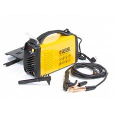 Аппарат инверторный дуговой сварки ММА-200ID, 200 А, ПВР 60%, диаметр электрода 1,6-5мм, провод 2м Denzel