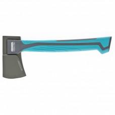 Топор универсальный 700 гр, кованый, тефлоновое покрытие, двухкомпонентное пластиковое топорище, 350 мм Gross
