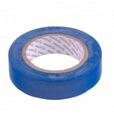 Изолента ПВХ, 15 мм х 10 м, синяя, 150 мкм Matrix
