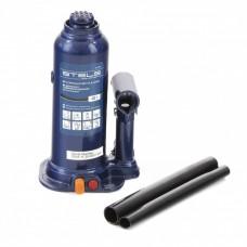 Домкрат гидравлический бутылочный, 4 т, h подъема 188-363 мм Stels