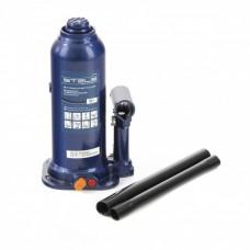 Домкрат гидравлический бутылочный, 5 т, h подъема 207-404 мм Stels