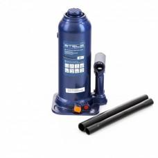 Домкрат гидравлический бутылочный, 8 т, h подъема 222-447 мм Stels