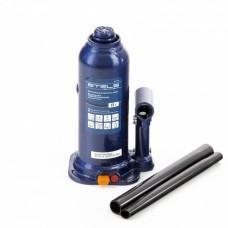 Домкрат гидравлический бутылочный, 6 т, h подъема 207-404 мм, в пластиковом кейсе Stels
