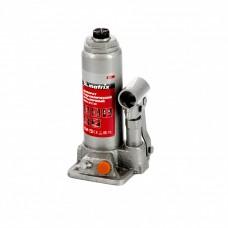 Домкрат гидравлический бутылочный, 2 т, h подъема 181-345 мм Matrix