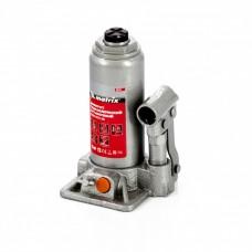 Домкрат гидравлический бутылочный, 3 т, h подъема 178-343 мм, в пластиковом кейсе Matrix