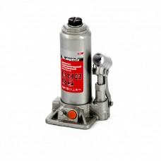 Домкрат гидравлический бутылочный, 4 т, h подъема 194-372 мм, в пластиковом кейсе Matrix