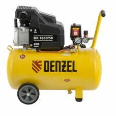 Компрессор воздушный  DK1800/50, Х-PRO 1,8 кВт, 280л/мин, 50л Denzel