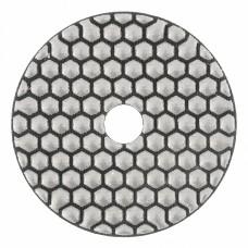 Алмазный гибкий шлифовальный круг, 100 мм, P1500, сухое шлифование, 5 шт. Matrix