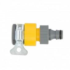 Адаптер пластиковый для без резьбовых кранов до 3/4 Palisad Luxe